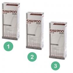 Sawpoo Şampuan 3'lü Ekonomik Paket